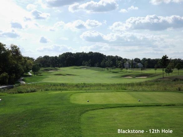 Blackstone, Marengo - 12th hole