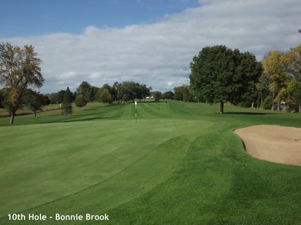 Bonnie Brook, Waukegan - 10th hole