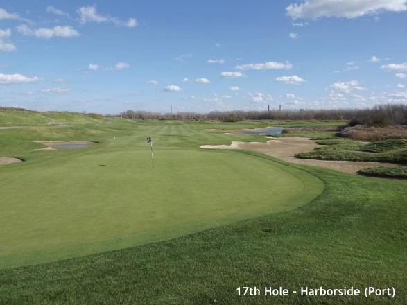 Harborside (Port), Chicago - 17th hole