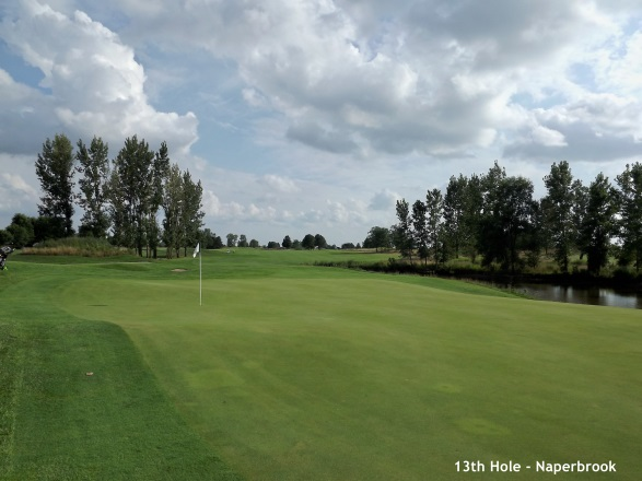 Naperbrook, Naperville - 13th hole