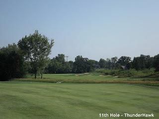 Thunderhawk, Beach Park - 11th hole