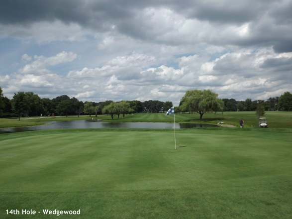 Wedgewood, Joliet - 14th hole