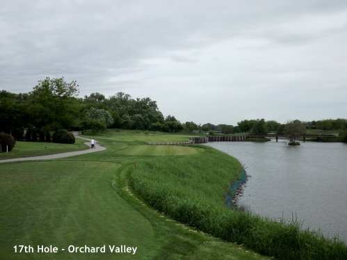 17th Hole Orchard Valley