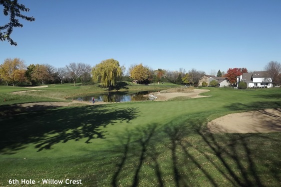 6th Hole Willow Crest