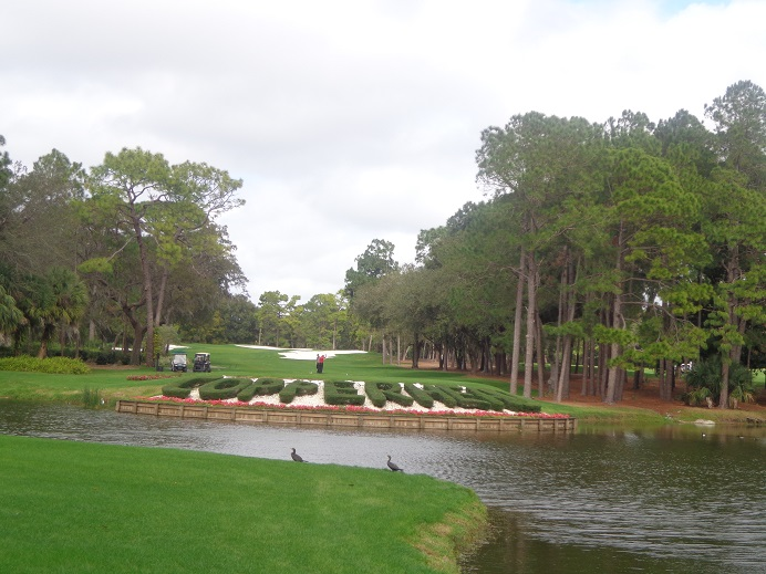 PGA Tour players will find a different Copperhead course when they return for the Valspar Championship in 2016.