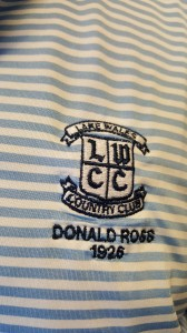 The logo on Lakes Wales' shirts may require a revision.