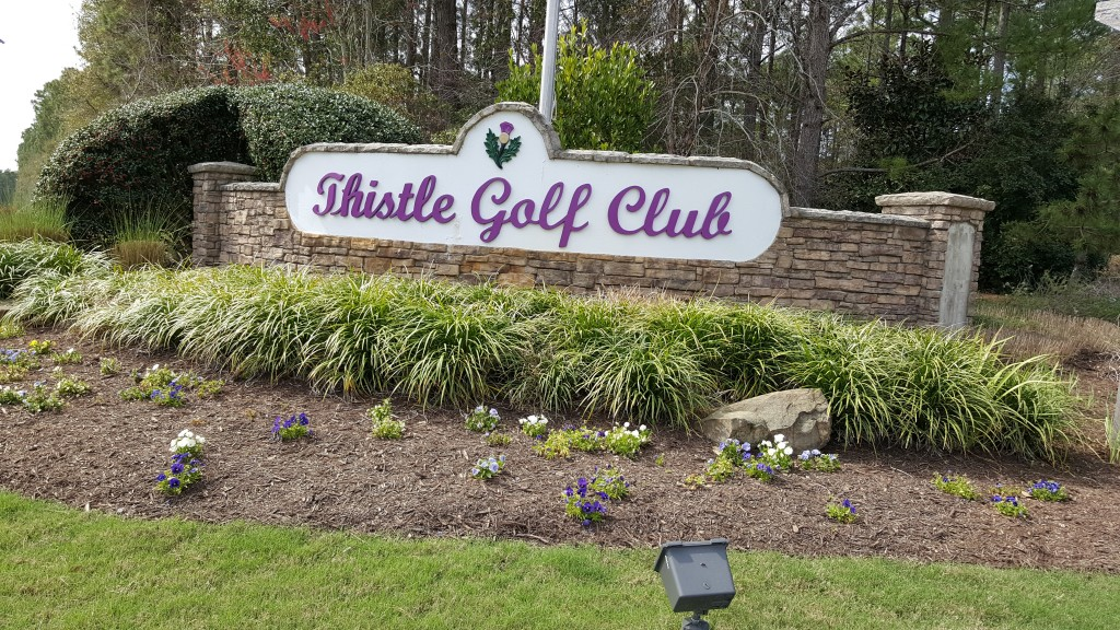 A welcoming atmosphere is one of the things that make Thistle a special place.