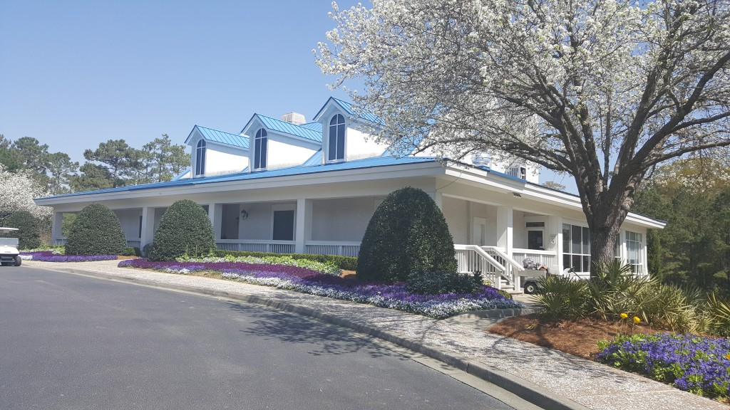 True Blue Clubhouse