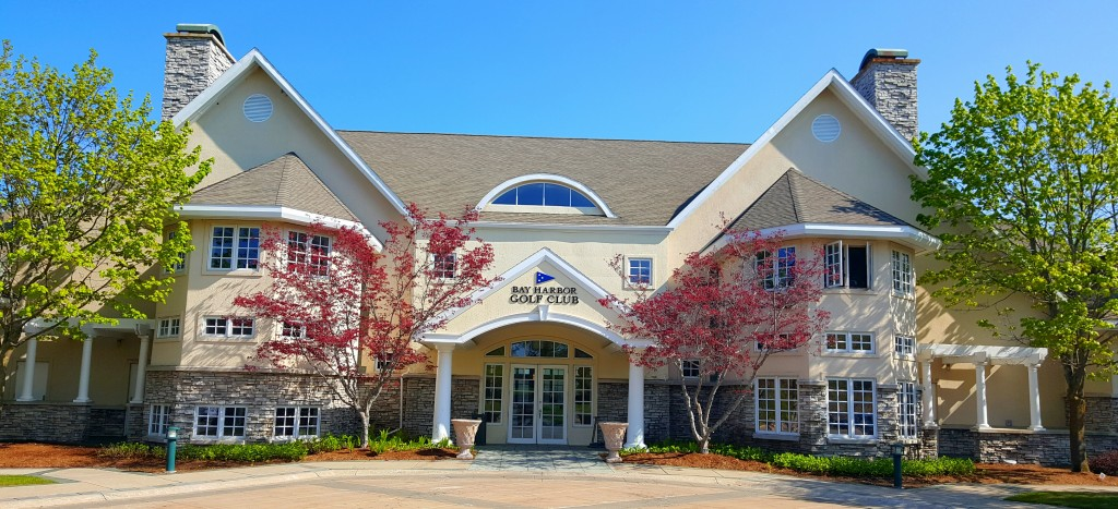 The Inn at Bay Harbor is undergoing a three-stage renovation that will make it even more upscale.