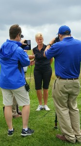 Trish Johnson at the Legends Championship